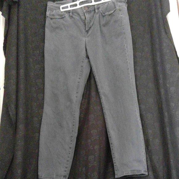 J Crew grey jeans